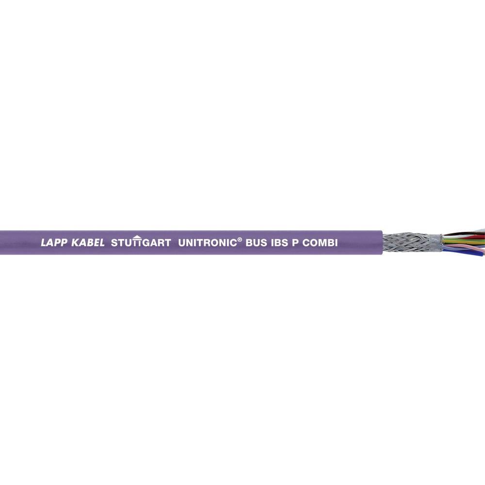 Bus vodič UNITRONIC® BUS 3 x 2 x 0.22 mm + 3 x 1.0 mm ljubičaste boje LappKabel 2170208 roba na metre