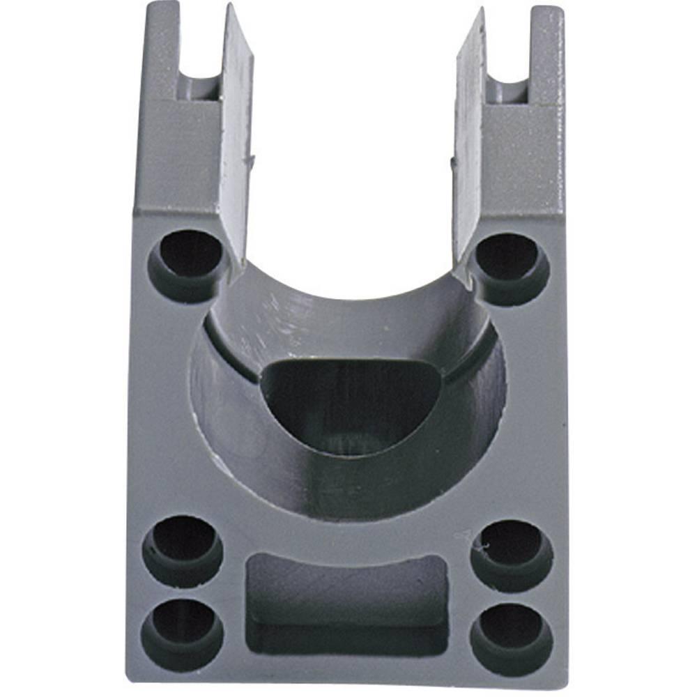 SILVYN® KLICK-S držalo za cev za zaščito kablov SILVYN® KLICK-S 7 GY LappKabel vsebuje: 1 kos