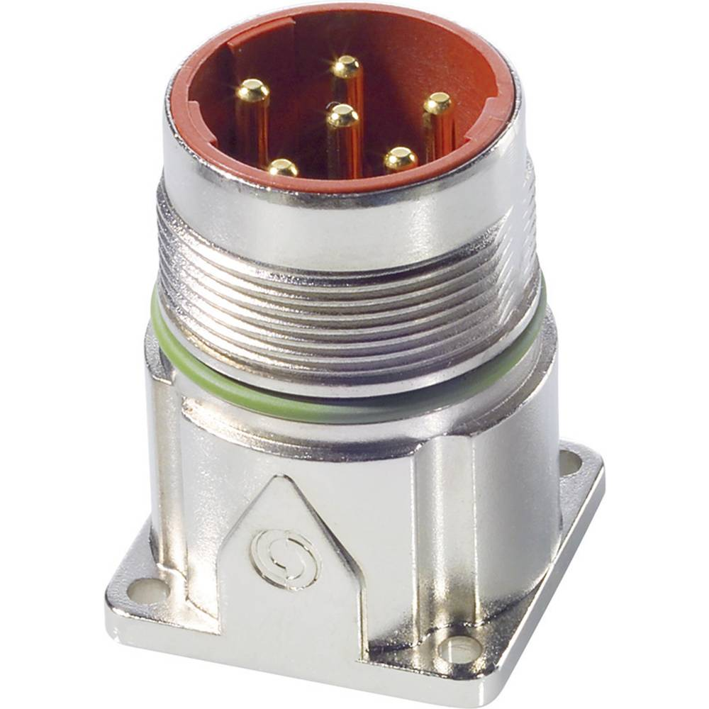 EPIC® okrogli konektor LS1 A1 EPIC® LS1 A1 srebrn LappKabel vsebina: 1 kos