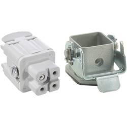 Utični konektor u setu EPIC®KIT H-A 3 75009606 LappKabel 3 + PE vijčani 1 set