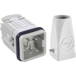 Utični konektor u setu EPIC®KIT H-A 4 75009613 LappKabel 4 + PE vijčani 1 set
