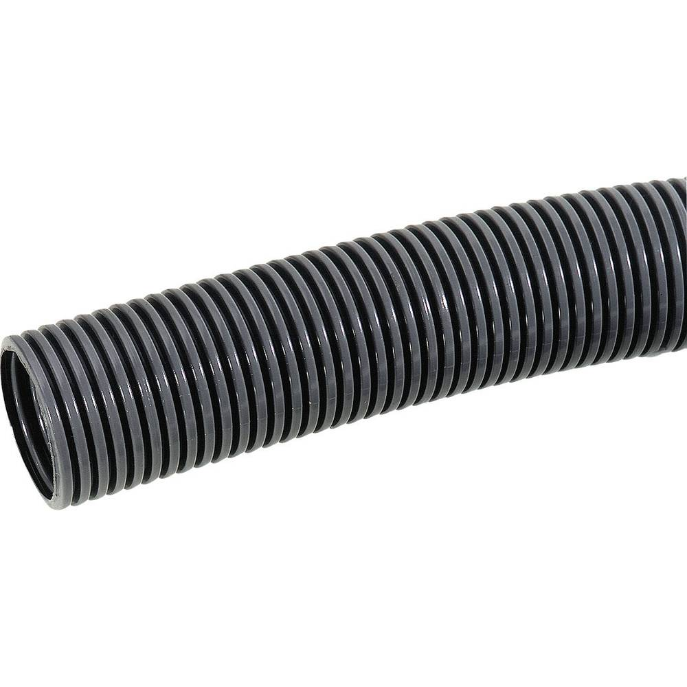 SILVYN® cev za zaščito kablov RILL PA6 LL SILVYN® RILL PA6 LL 9/10x13 BK LappKabel vsebuje: 5 m