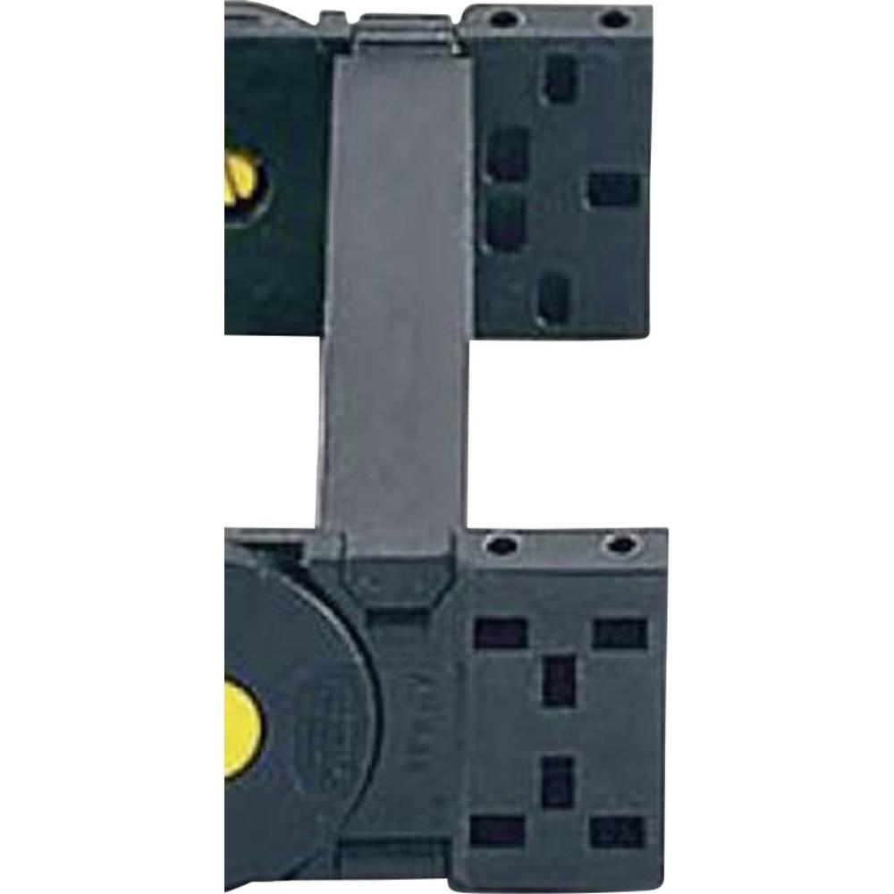 Energetski lanac, vučni lanac SILVYN® CHAIN Medium SR 435MI / SR 435ME - priključni element 61211275 LappKabel sadržaj: 1 ko