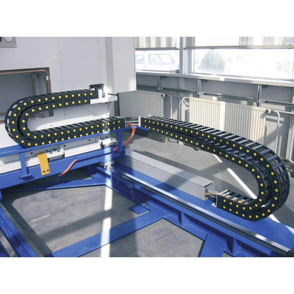 Energetski lanac, vučni lanac SILVYN® CHAIN Medium SR 435MI / SR 435ME - priključni element 61211274 LappKabel sadržaj: 1 ko