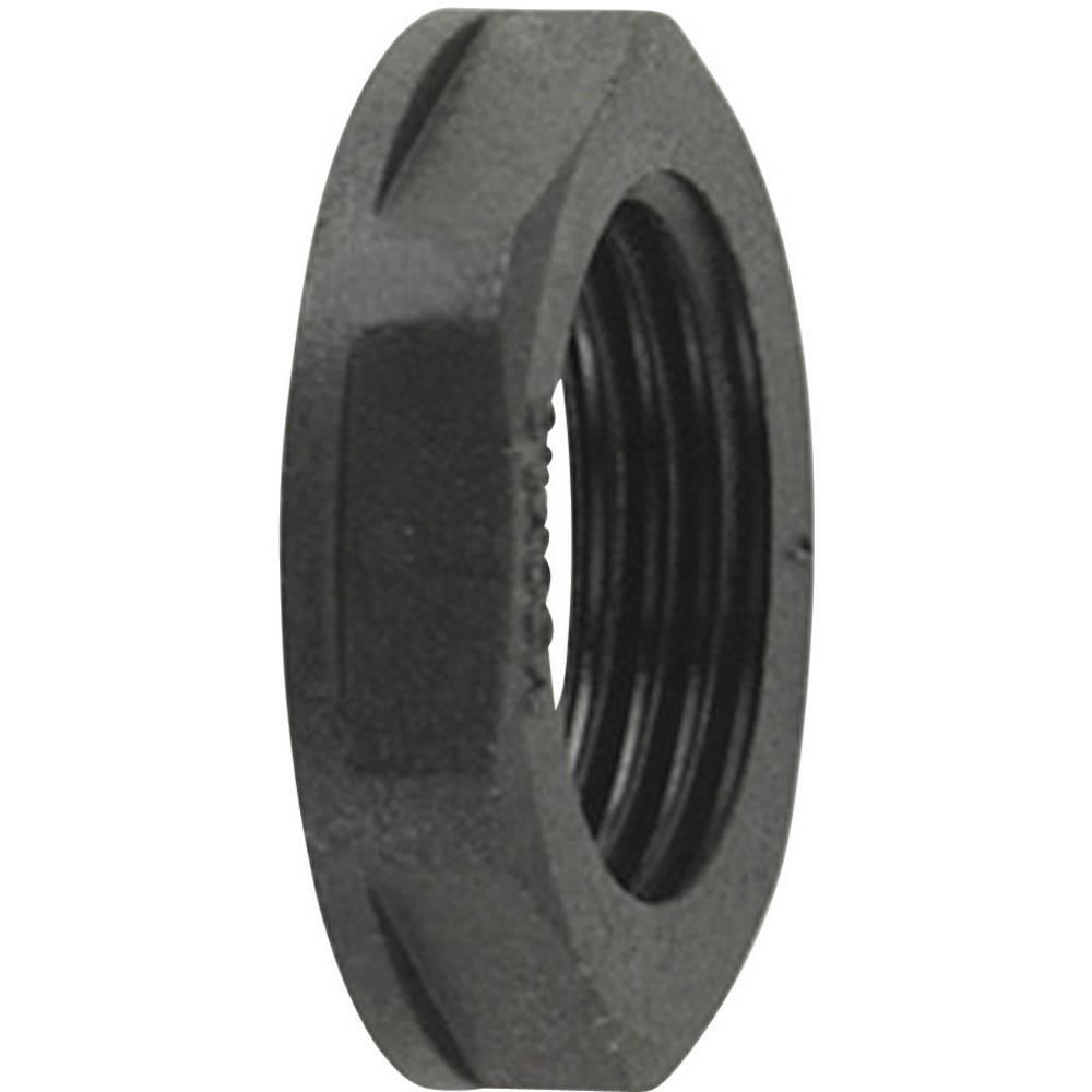 Protimatica HellermannTyton HelaGuard ALPA-M16, črne barve,vsebina: 1 kos 166-50134