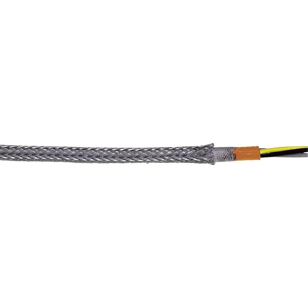 Visokotemperaturni vodnik ÖLFLEX® HEAT 180 GLS 3 G 2.5 mm rdeče barve, rjave barve LappKabel 0046220 100 m