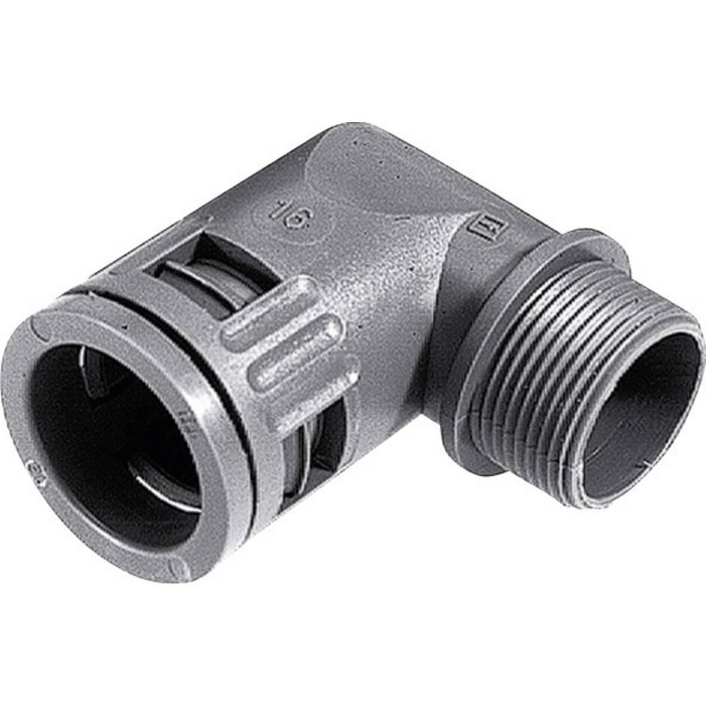 SILVYN® cevna uvodnica KLICK-90°M IP66 SILVYN® KLICK 90° IP66 16x1,5/1 GY LappKabel vsebuje: 1 kos
