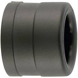 Zaključna spojka crne boje HellermannTyton 166-50805 PAEC54 1 komad