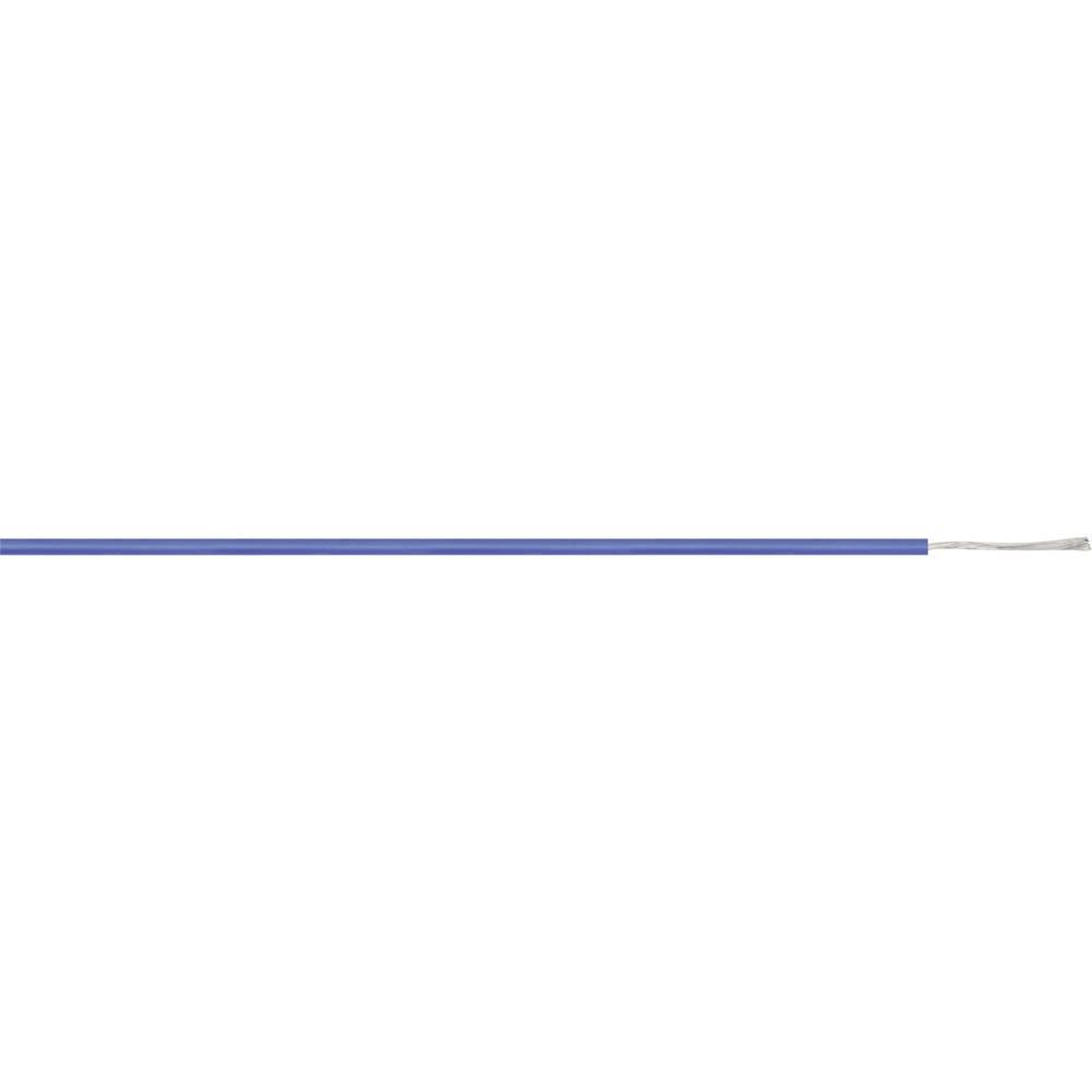 Merilni vodnik SiL-SiFF 1 x 0.25 mm rdeče barve LappKabel 49900227 meterski