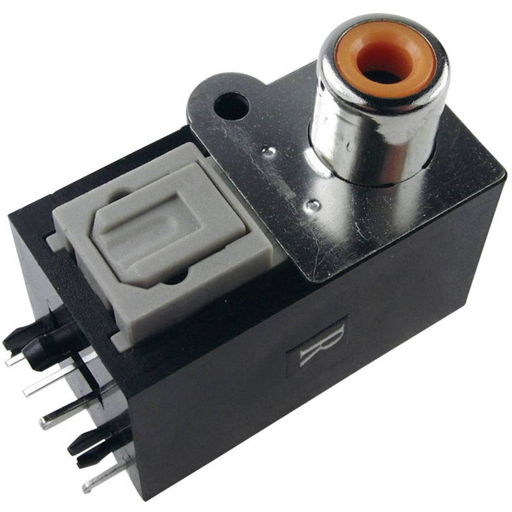Optički prijemnik, podatkovnabrzina (maks.): 12.5 Mps MBit/s, moč min.: -21 dBm FC684206R Cliff