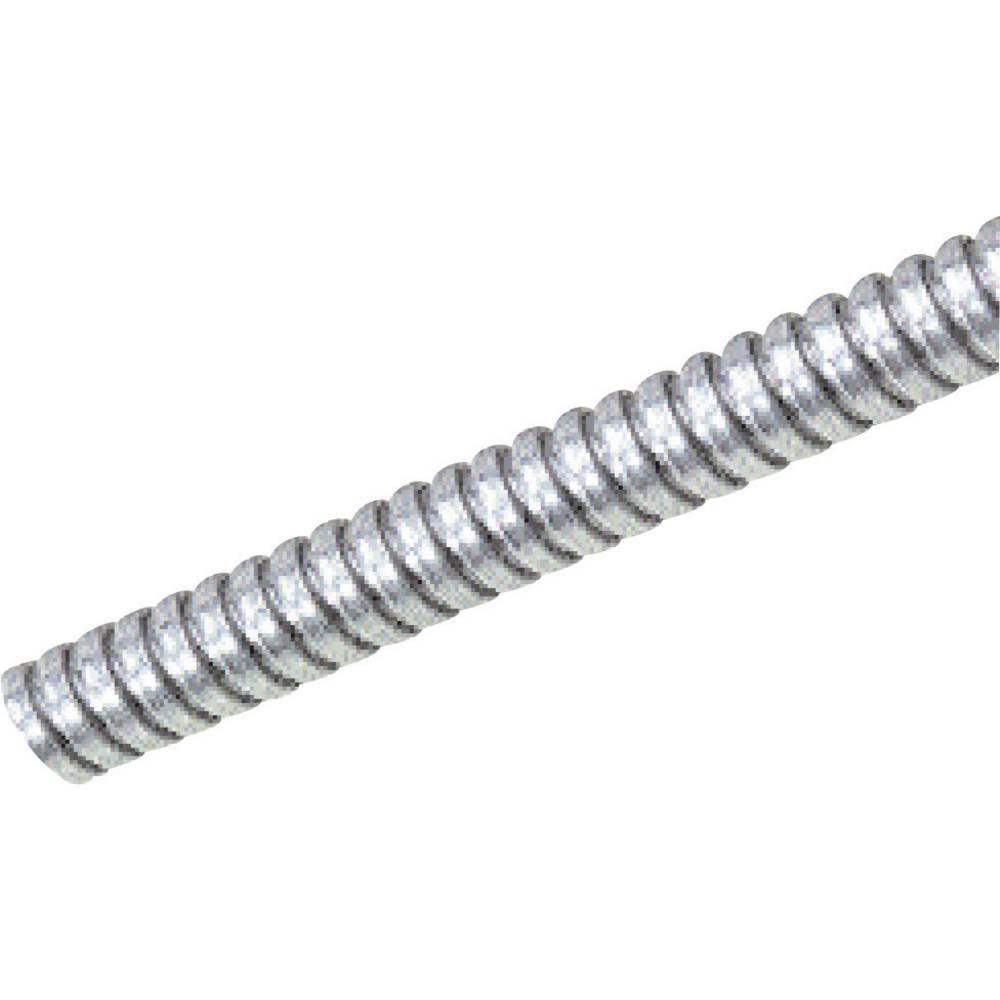 SILVYN® kovinska zaščitna cev AS SILVYN® AS 16/18x21 LappKabel vsebuje: meterski snop