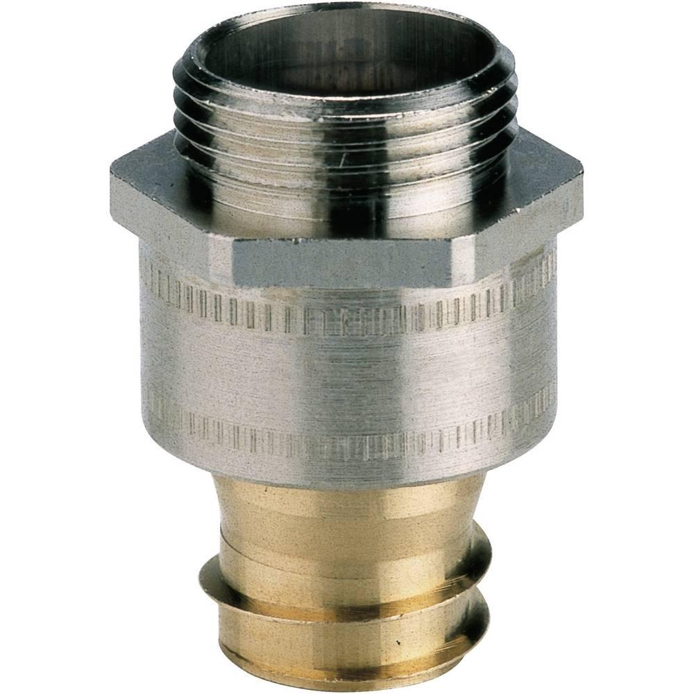 SILVYN® kovinska uvodnica LI-M IP40 SILVYN® LI-M 10x1,5 SGY LappKabel vsebuje: 1 kos