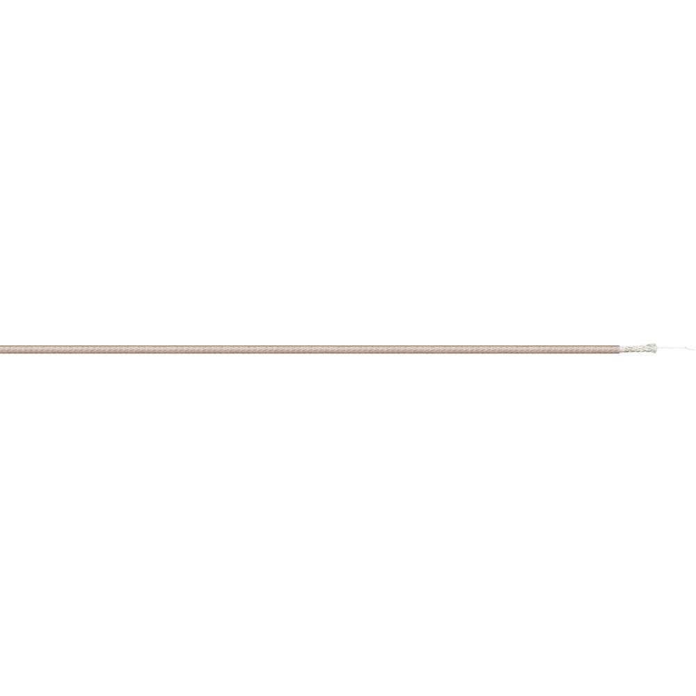 Koaksialni kabel zunanji premer: 1.8 mm RG178 B/U 50 črne barve LappKabel 2170002 meterski
