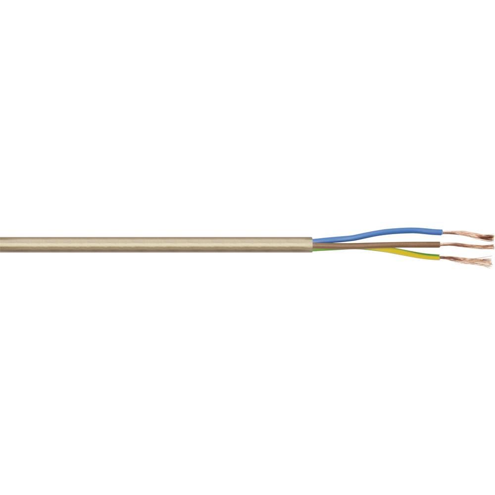 Gumirani vodnik H03VV-F 3 G 0.75 mm zlate barve LappKabel 49900067 metrsko blago
