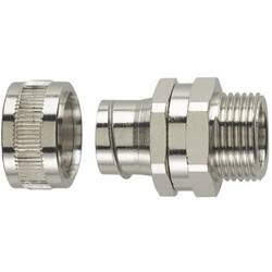 Uvodnica za cijev -metalna M42 48.40 mm - ravna HellermannTyton 166-30418 SC50-SM-PG42 1 komad