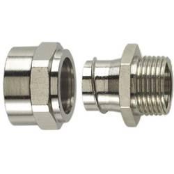 Uvodnica za cijev -metalna M32 28.10 mm - ravna HellermannTyton 166-33805 PCSB32-FM-M32 1 komad