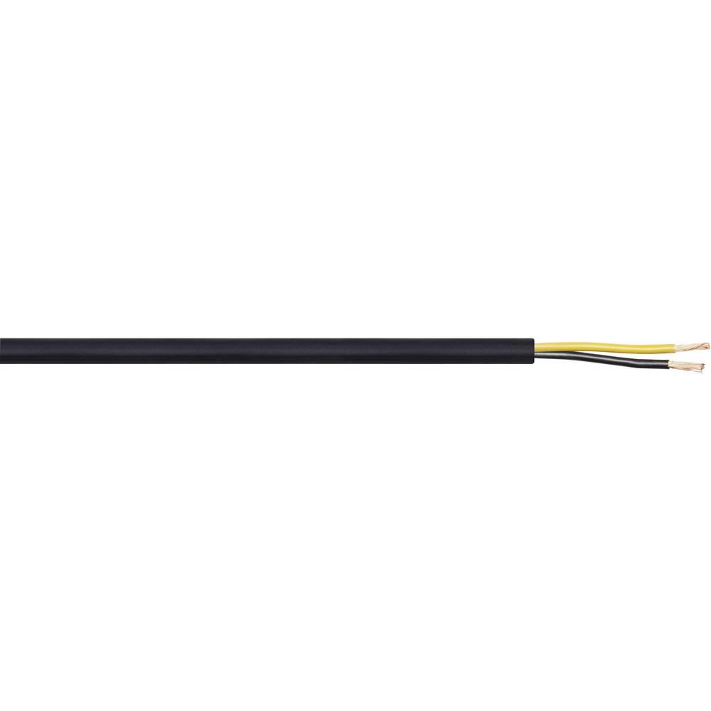 Kabel za zvočnik LappKabel Unitronic LIYY Speaker, 2 x 2,5 mm2, črne barve, metrsko blago 49900197