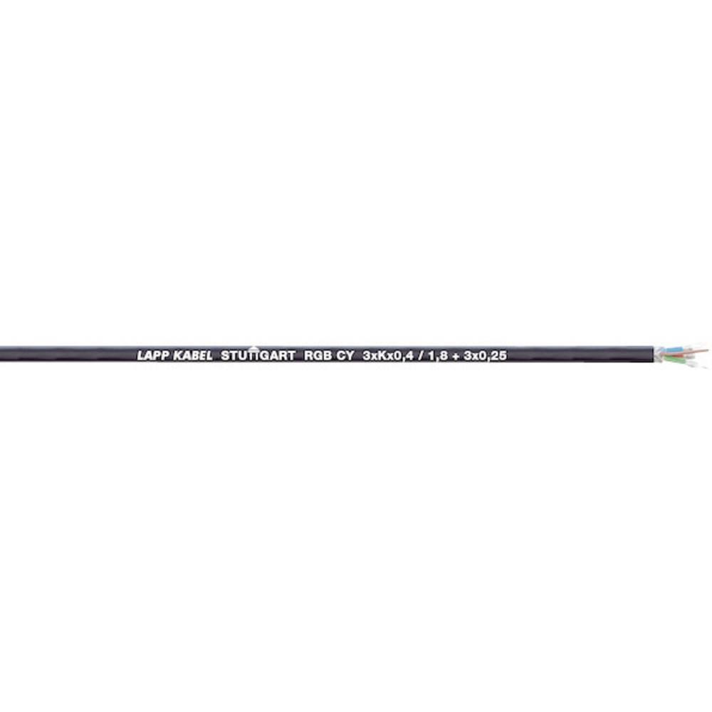 Video kabel LappKabel, 3 x 0,32 mm2, sive barve, metrsko blago 0034247