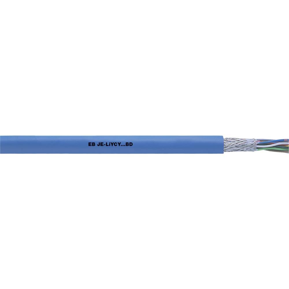 Podatkovni kabel UNITRONIC® SENSOR LiYCY...BD 8 x 2 x 0.50 mm nebesko plave boje LappKabel 0034222 roba na metre