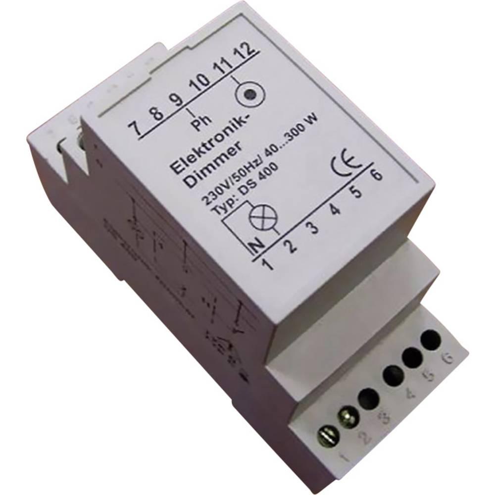 Elektronski zatemnilnik luči DS 400B bele barve