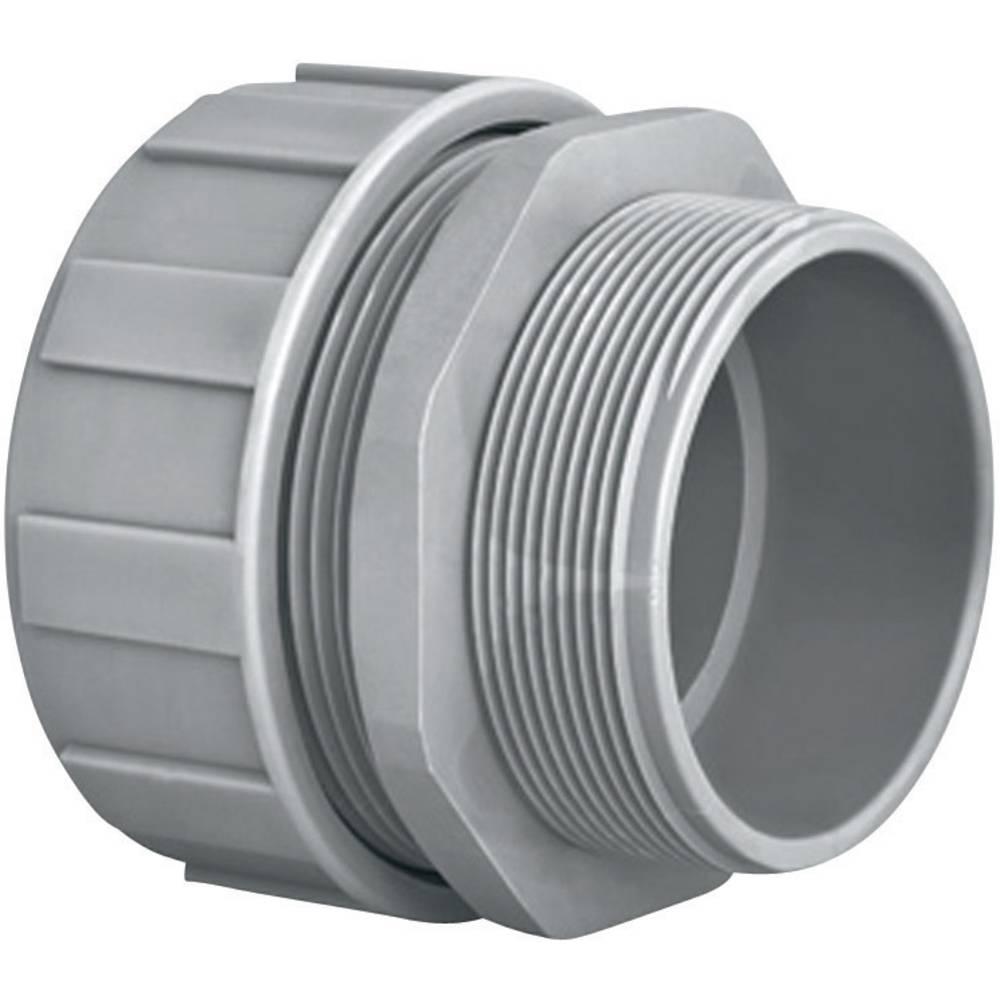 Kabelska uvodnica HelaGuard PSR-S unutarnji O: 26.5 mm siviPSR32-S-M32 166-40706 HellermannTyton