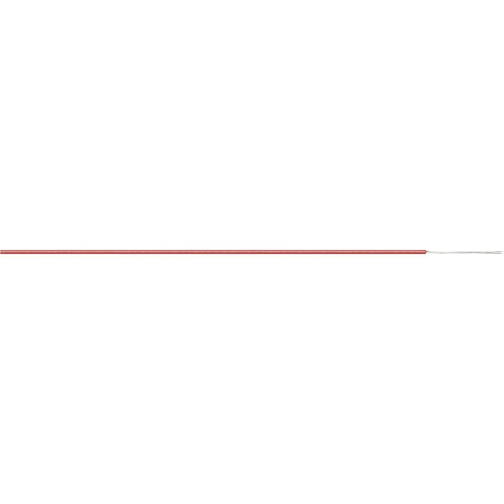 Finožični vodič LiYv 1 x 0.08 mm žute boje LappKabel 49900275 roba na metre
