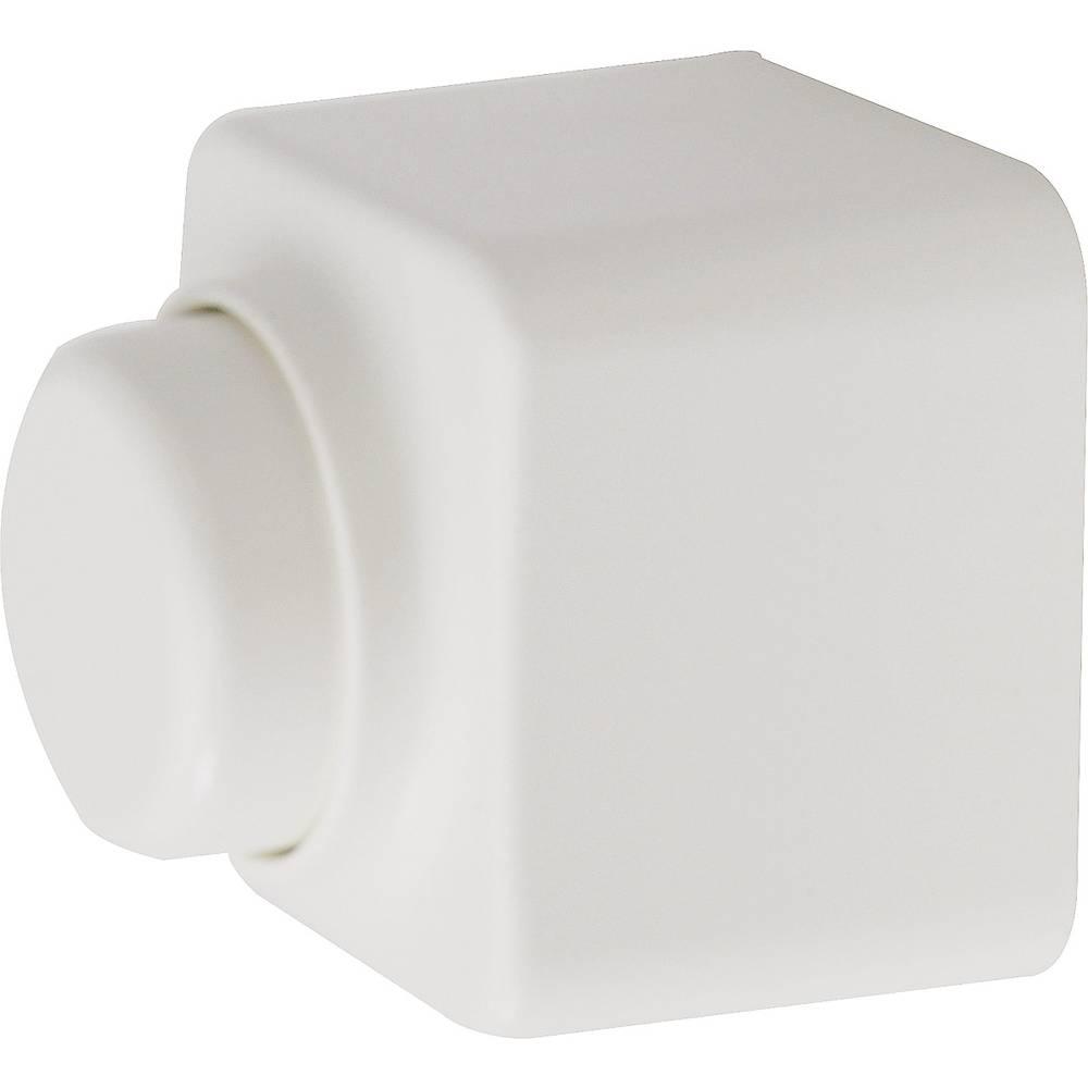 Zatemnilnik za navadne, nizko in visokonapetostne halogenske žarnice 20-300 W bele barve Ehmann 3061c0150
