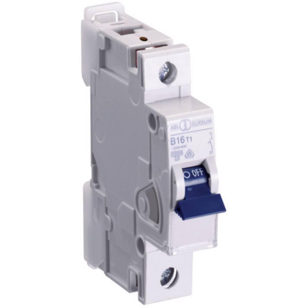 Inštalacijski odklopnik 1-polni 16 A ABL Sursum K16T1