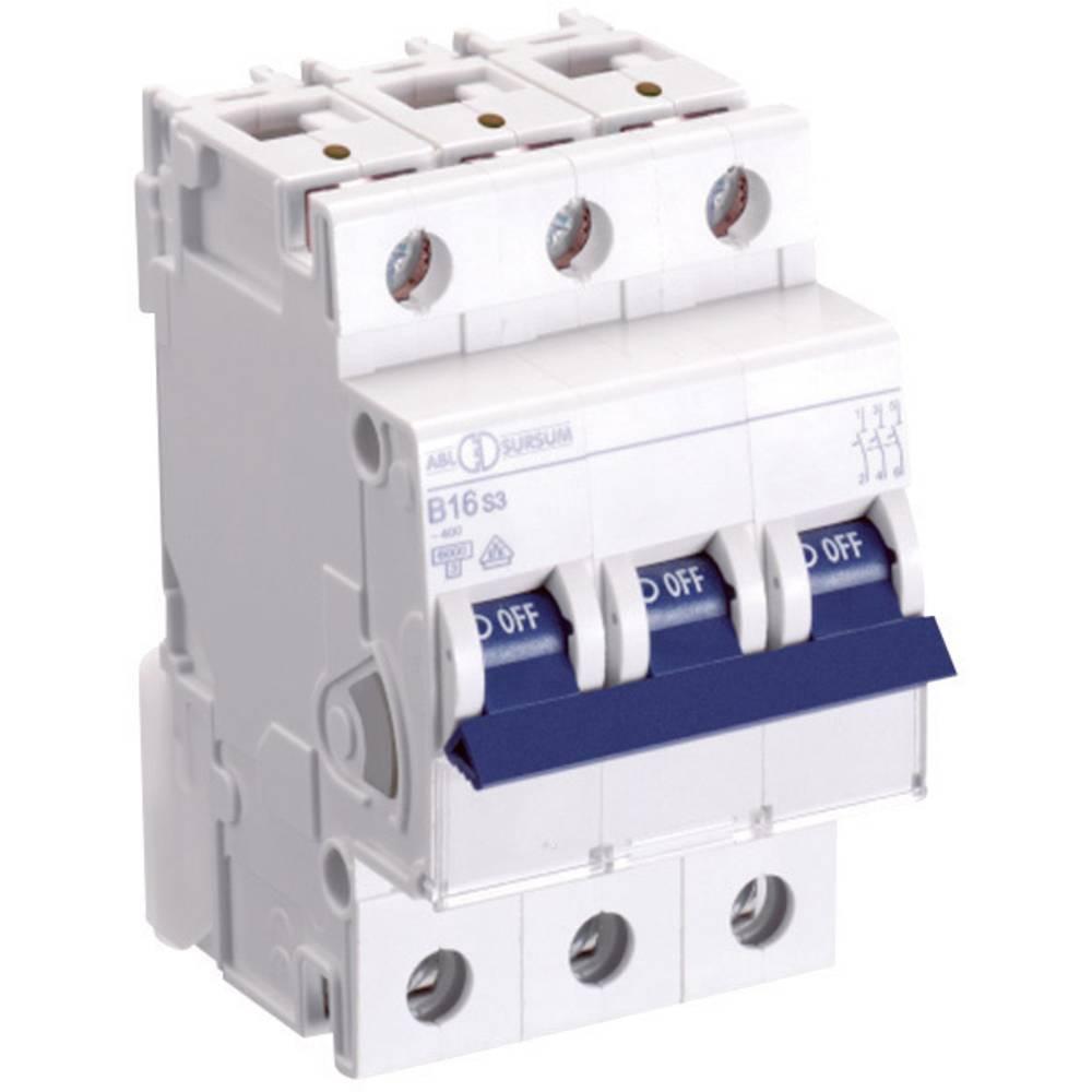 Instalacijski prekidač 3-polni 25 A ABL Sursum C25S3