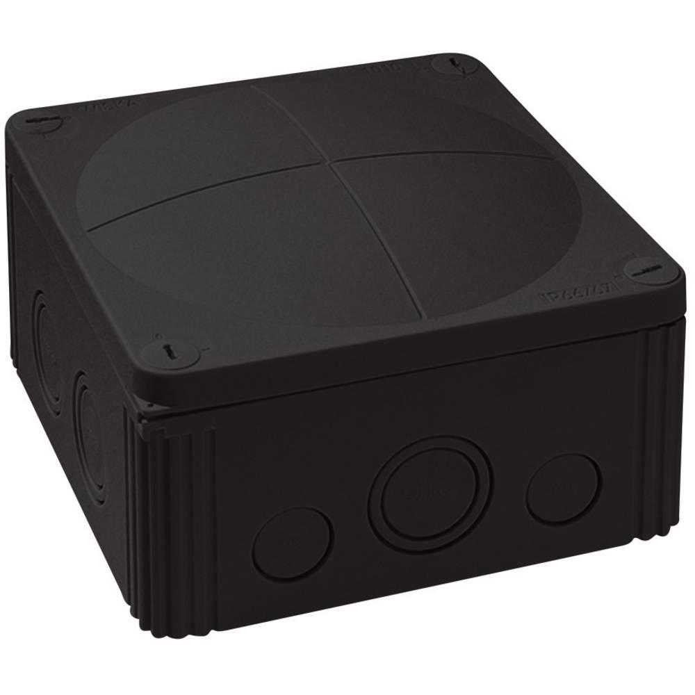 Odcepnik/odcepna omarica za kable za vlažne prostore Wiska Combi 1010, črna, IP66/IP67 10062214
