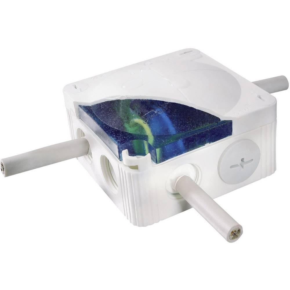 Odcepnik/omarica za vlažne prostore z zalivno maso Wiska Combi, siva, IP68, komplet 10060457