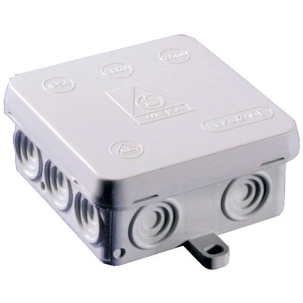 Razvodna kutija za kabele za vlažne prostorije Wiska KA 12,bijela, IP54 10060490