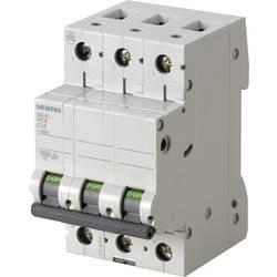 Automatsäkring Siemens LS-SCHALTER 6KA 3-polig 13 A B/6 kA 1 st