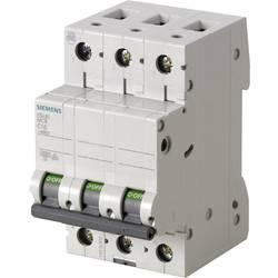 Automatsäkring Siemens LS-SCHALTER 6KA 3-polig 16 A B/6 kA 1 st