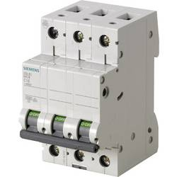 Automatsäkring Siemens LS-SCHALTER 6KA 3-polig 32 A B/6 kA 1 st