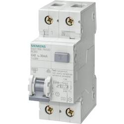 FI-sikkerhedsafbryder 1-polet 20 A 0.03 A 230 V Siemens 5SU1356-6KK20