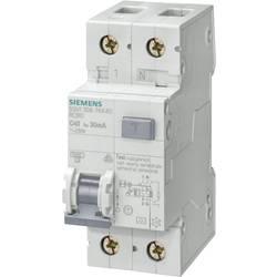 Jordfelsbrytare Siemens FI-/Leitungsschutzeinr. Typ A 1-polig 20 A C 1 st