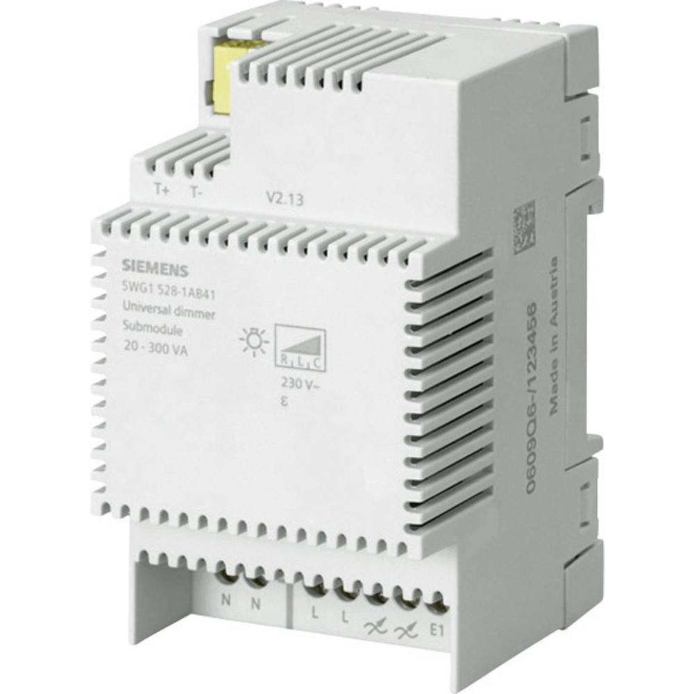 Univerzalni zatemnilnik Siemens 5WG1527-1AB41, N 528/41 S500, sive barve
