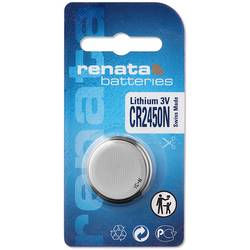 Gumbasta baterija CR 2450N litijska Renata CR2450N 540 mAh 3 V 1 kom.