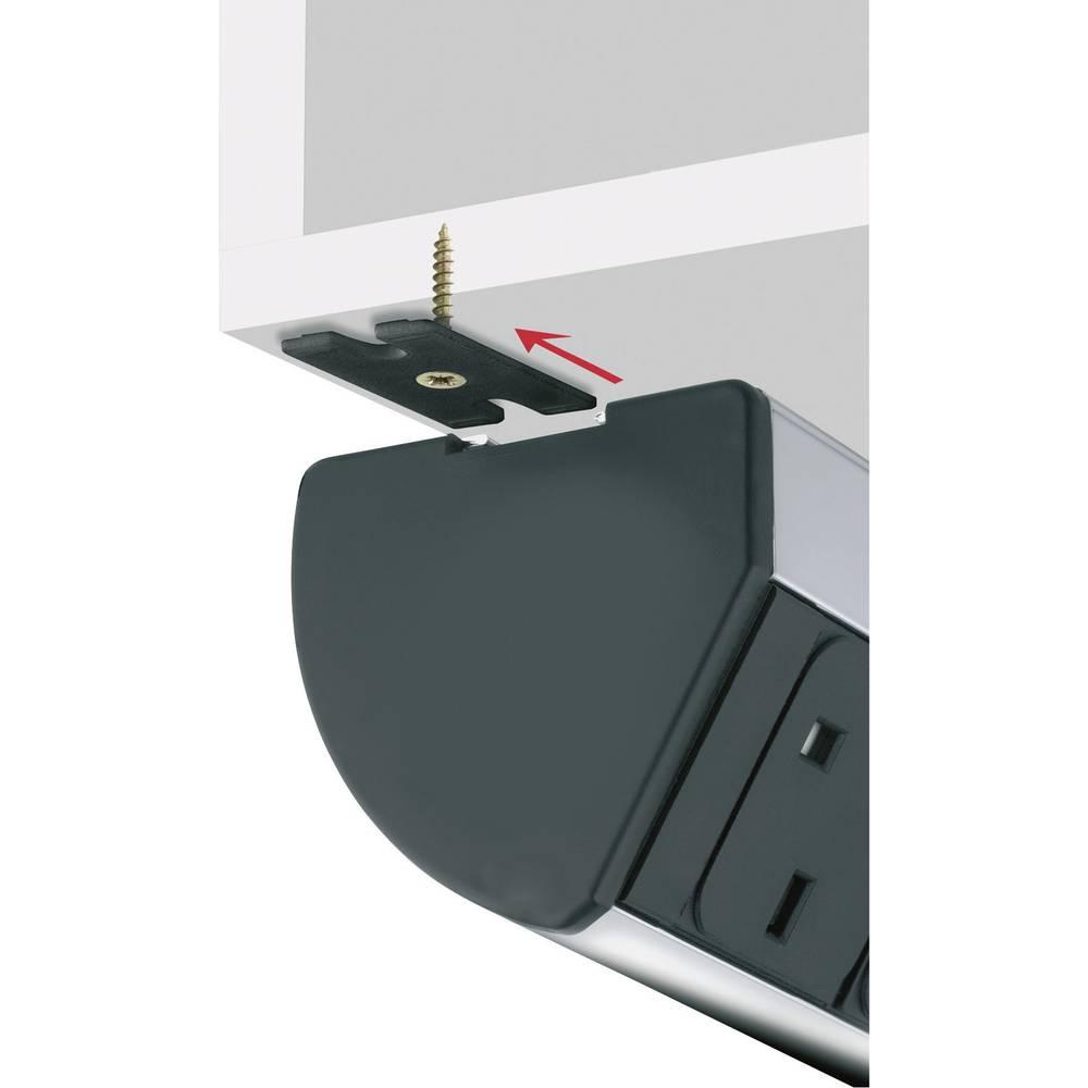 Komplet za pričvršćivanje na ormarić EVOLINE DOCK 99090383 Schulte Elektrotechnik
