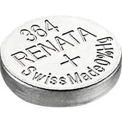 Gumbasta baterija 364 srebro-oksidna Renata SR60 19 mAh 1.55 V 1 kom.
