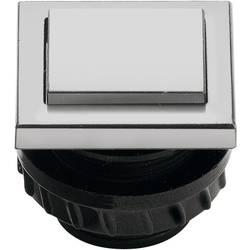 Tipkalo za zvonec Grothe Protact 61047, umetna masa, srebrne/bele/sive barve, 24 V/1,5 A