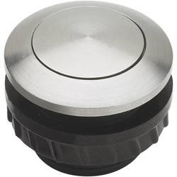 Tipkalo za zvonec Grothe Protact 62000, legirano jeklo V2A,maks. 24 V/1,5 A