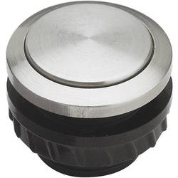 Tipkalo za zvonec Grothe Protact 62060, legirano jeklo V2A,maks. 24 V/1,5 A
