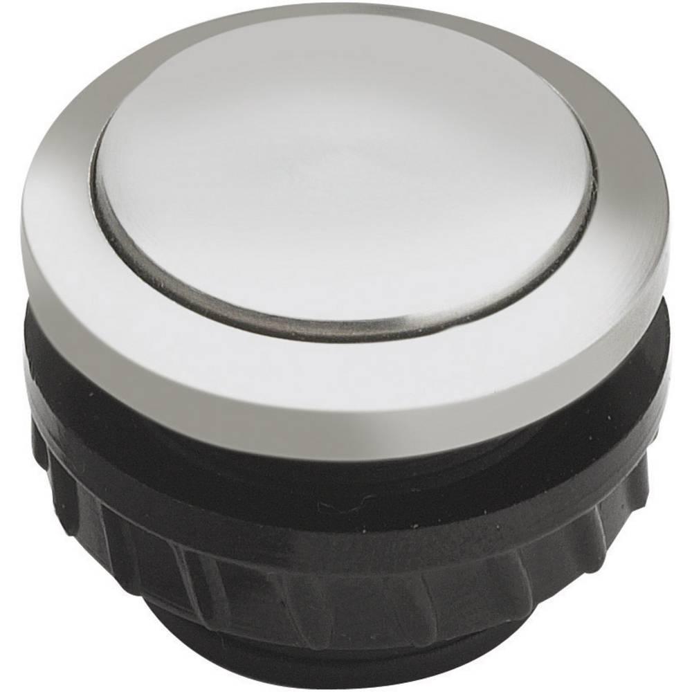 Tipka za zvono jednostruka Grothe 62061 aluminij 24 V/1,5 A