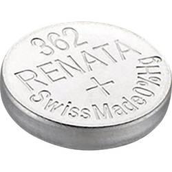 Gumbasta baterija 362 srebro-oksidna Renata SR58 23 mAh 1.55 V 1 kom.