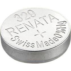 Gumbasta baterija 329 srebro-oksidna Renata SR731 37 mAh 1.55 V 1 kom.