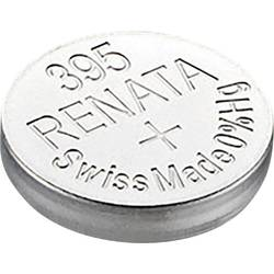 Gumbasta baterija 395 srebro-oksidna Renata SR57 55 mAh 1.55 V 1 kom.