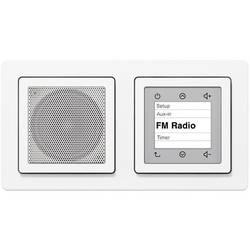 Berker vložek, podometni radio Q.1, Q.3 polarno bele barve 28806089