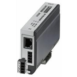 Međuutikač s prenaponskom zaštitom, zaštita od prenapona za: razvodni ormar, DSL (RJ45), ISDN (RJ45), tel/fax (RJ11) Phoenix Con